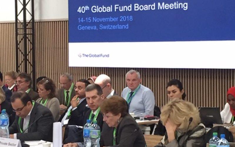 El Fondo Mundial fortalece los esfuerzos para terminar con las epidemias